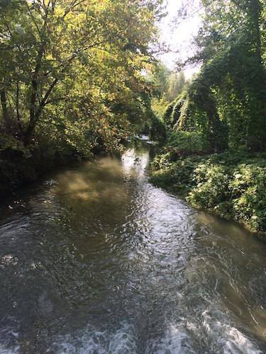 Il fiume Strone