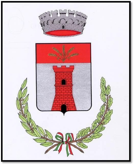Lo stemma del Comune di San Paolo